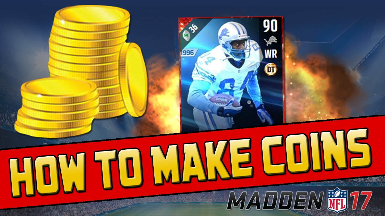 Find Out How To Unfold The Phrase On Your Madden Coins