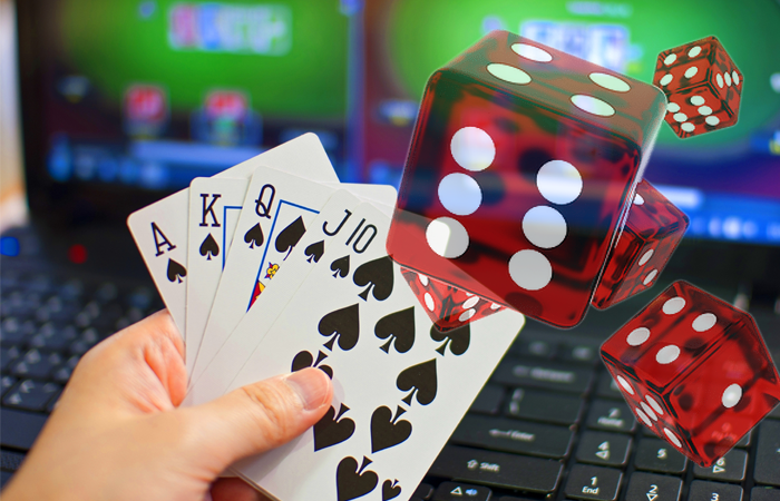 When Professionals Encounter Problems With Casino, That Is What They Do