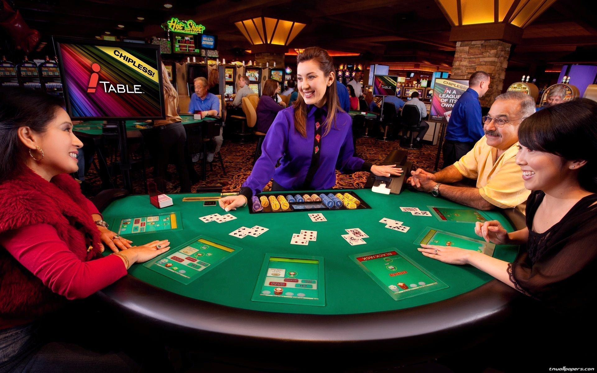 Reality Is You Aren't The One Specific Person Involved About Casino