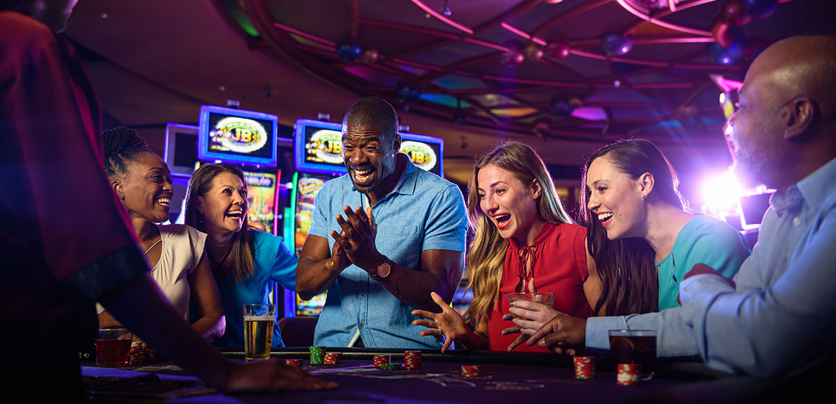 Five Ideas With Casino