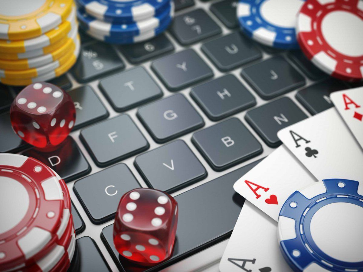 Issues You Will Have In Common With Online Casino